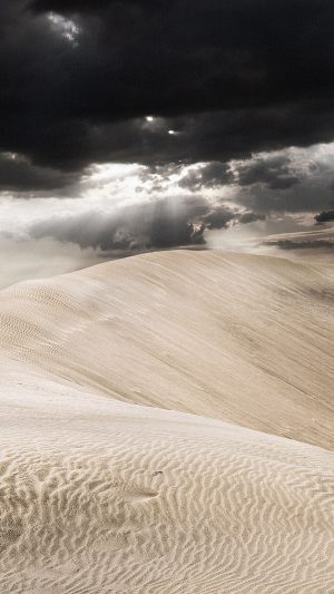 Desert Of Sahara Nature iPhone 7 wallpaper