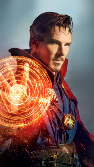 Disney Doctor Strange Film Poster iPhone 7 wallpaper