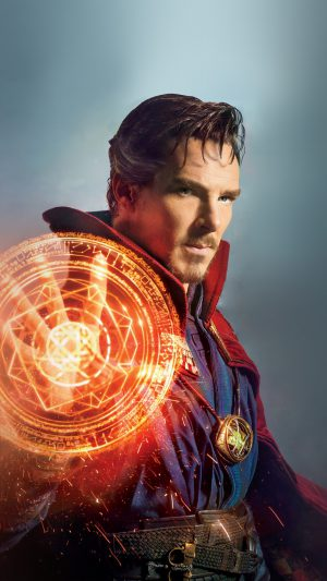 Doctor Strange Film Disney iPhone 7 wallpaper