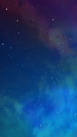 Frontier Ipad Space Colorful Star Nebula iPhone 7 wallpaper