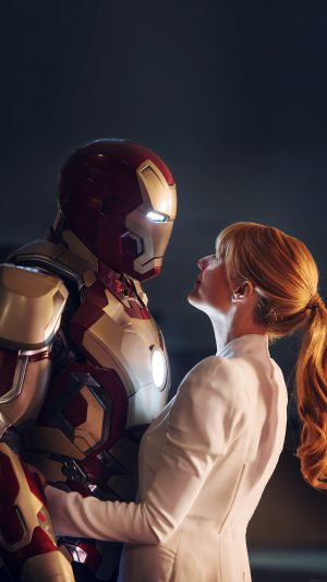 Ironman Love Hero Film Celebrity Art iPhone 7 wallpaper