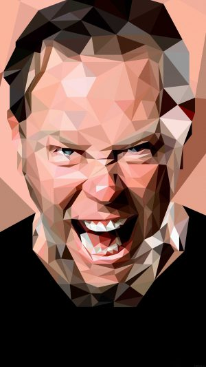 James Hetfield Music Metallica iPhone 7 wallpaper