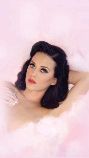 Katy Perry Pink Album Cover Art Music iPhone 7 wallpaper