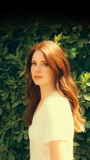 Lana Del Rey Music Singer Celebrity iPhone 7 wallpaper