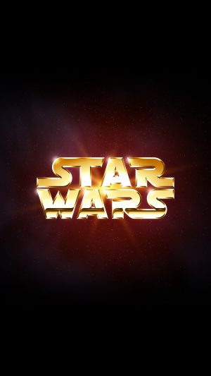 Logo Starwars Dark Film Art iPhone 7 wallpaper
