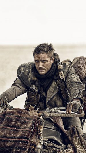 Mad Max Fury Road Max Tom Hardy Film iPhone 7 wallpaper