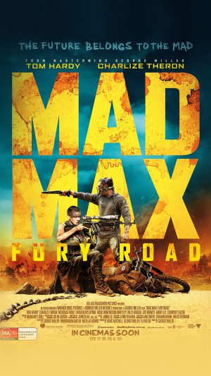 Madmax Furyroad Film Poster Art iPhone 7 wallpaper