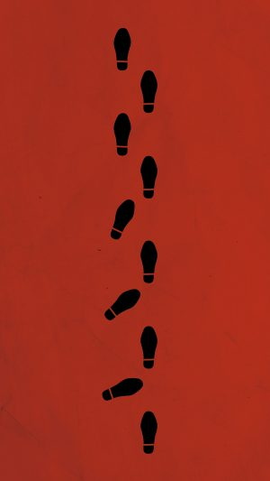 Minimal Usual Suspects Film Poster Art Illust iPhone 7 wallpaper