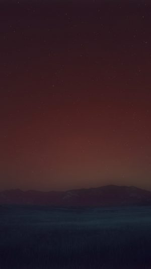 Night Sky Star Shine Nature Fall Blur iPhone 7 wallpaper