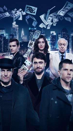Now You See Me Poster Film Art Illustration iPhone 7 wallpaper