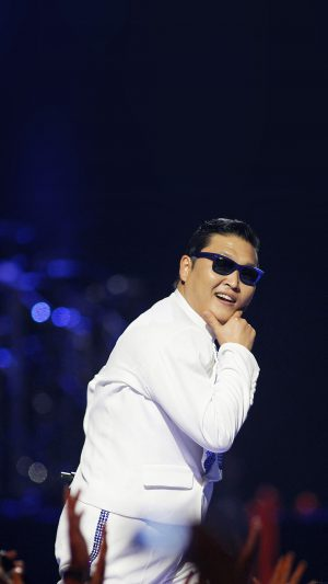 Psy Proud Dance Music Face iPhone 7 wallpaper