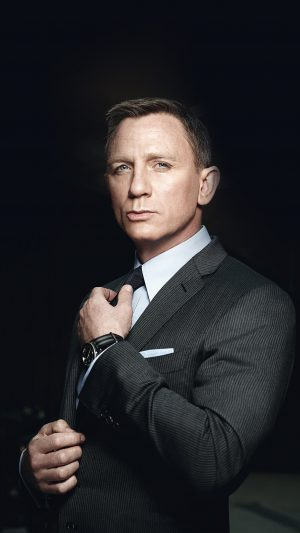 Specter Daniel Craig Dark Film 007 iPhone 7 wallpaper
