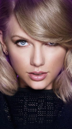 Taylor Swift Face Music Celebrity iPhone 7 wallpaper