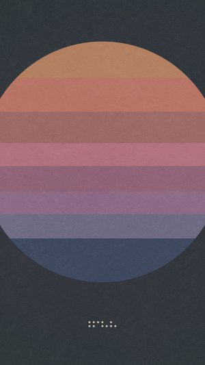 Tycho Art Music Album Cover Illust Simple iPhone 7 wallpaper