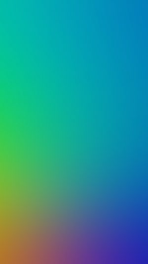 Verbal Jint Love Music Color Rainbow Gradation Blur iPhone 7 wallpaper