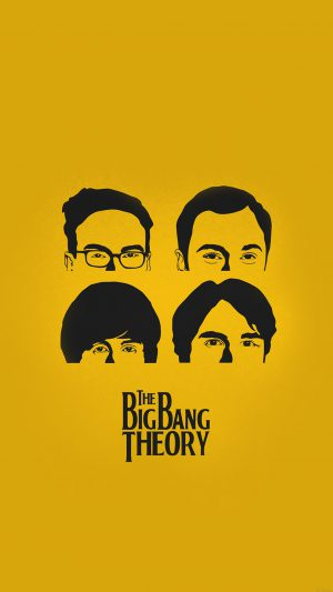 Wallpaper Bigbang Theory Guys Film iPhone 7 wallpaper