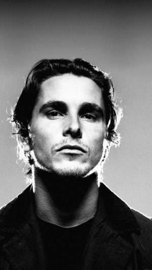 Wallpaper Christian Bale Film Face iPhone 7 wallpaper