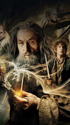 Wallpaper Desolation Of Smaug Hobbit Film Face iPhone 7 wallpaper