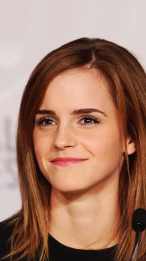 Wallpaper Emma Watson Smile Cannes Film Girl iPhone 7 wallpaper