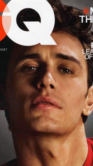 Wallpaper James Franco Gq Film Face iPhone 7 wallpaper