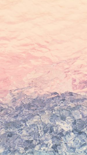 Water Texture Pink Summer Wave Nature Sea iPhone 7 wallpaper