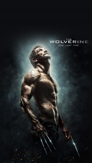 Wolverine Last Hero Art Film iPhone 7 wallpaper