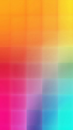 Background Abstract Cube Rainbow Red Pattern iPhone 7 wallpaper