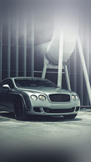 Bentley Motors Car Park Art City iPhone 7 wallpaper