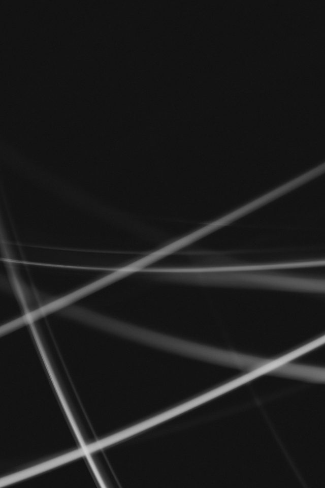 Dark Line Abstract Pattern Bw iPhone wallpaper