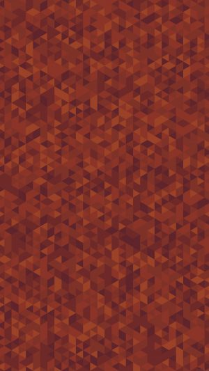Diamonds Abstract Art Orange Pattern iPhone 7 wallpaper