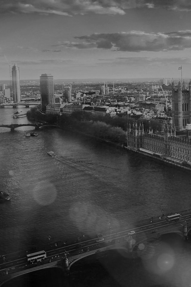 England London Dark Bw Skyview City Flare Big Ben Nature iPhone wallpaper