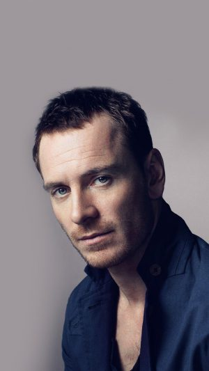 Michael Fassbender Actor Movie Celebrity iPhone 7 wallpaper
