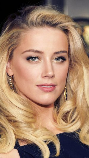 Amber Heard Dress Hollywood Star iPhone 7 wallpaper