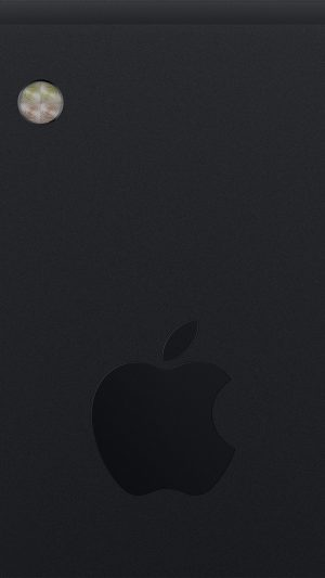 Back Iphone7 Black Apple Art Illustration iPhone 7 wallpaper