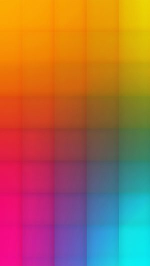 Background Abstract Cube Rainbow Color Pattern iPhone 7 wallpaper