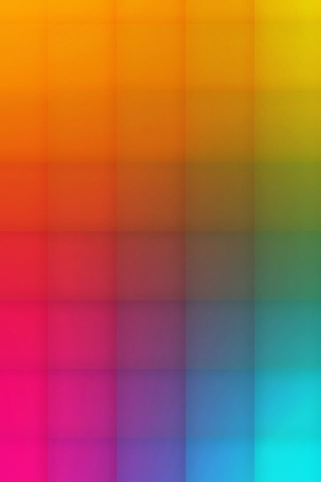 Background Abstract Cube Rainbow Color Pattern iPhone wallpaper