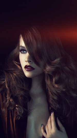 Barbara Palvin Dark Model Cute Flare iPhone 7 wallpaper