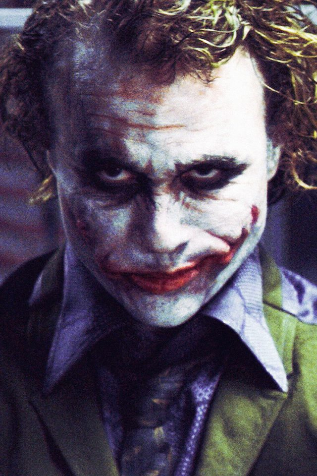 Be Serious Joker Batman Wallpaper Iphone 7 Wallpaper