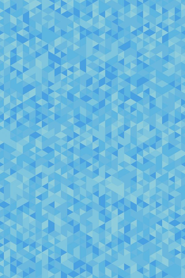 Diamonds Abstract Art Blue Pattern iPhone wallpaper