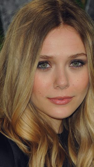 Elizabeth Olsen American Actress Singer iPhone 7 wallpaper