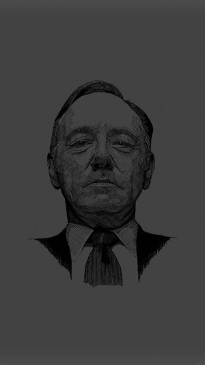 House Of Cards Kevin Spacey Actor iPhone 7 wallpaper