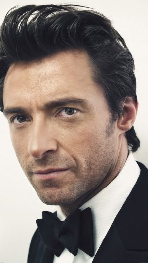 Hugh Jackman Actor Hansome iPhone 7 wallpaper