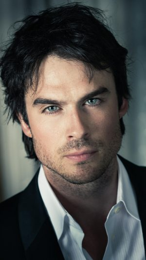 Ian Somerhalder Actor Model Celebrity iPhone 7 wallpaper