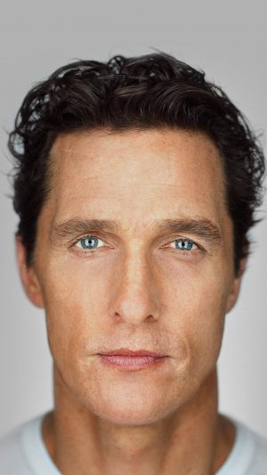 Interstellar Celebrity Matthew Mcconaughey iPhone 7 wallpaper