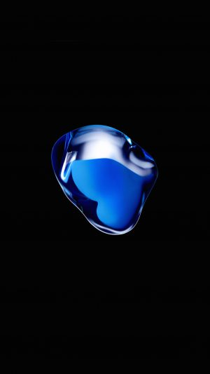 Iphone7 Airpod Blue Dark Art Illustration Apple iPhone 7 wallpaper