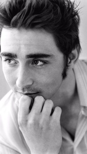 Lee Pace Headshot Actor iPhone 7 wallpaper