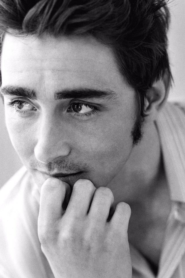 Lee Pace Headshot Actor iPhone wallpaper