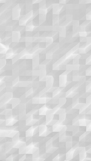 Low Poly White Night Abstract Fun Pattern iPhone 7 wallpaper