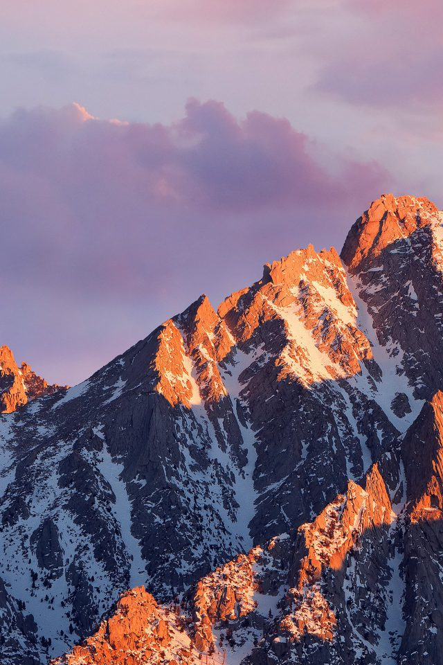 Macos Sierra Apple Art Background Wwdc Mountain iPhone wallpaper