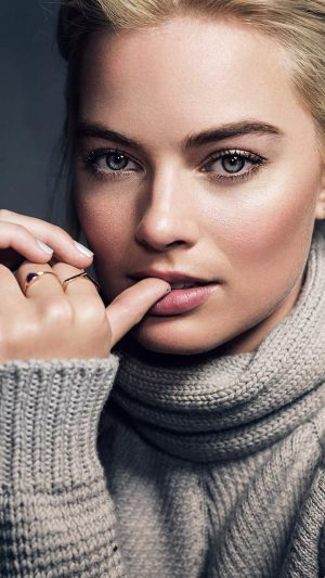 Margot Robbie Photoshoot Celebrity Gril iPhone 7 wallpaper